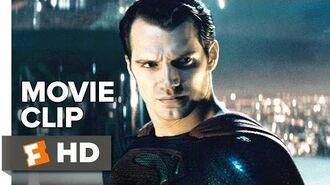 Batman v Superman- Dawn of Justice Movie CLIP - Day Versus Knight (2016) - Henry Cavill Movie HD