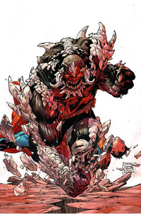 Doomsday by Tony S. Daniel and Sandu Florea