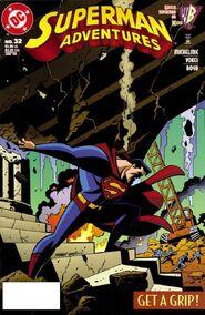 Superman Adventures 32