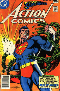 Action Comics Issue 485
