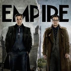 Bruce Wayne y Clark Kent
