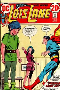 Supermans Girlfriend Lois Lane 131