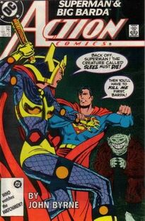 Action Comics Issue 592