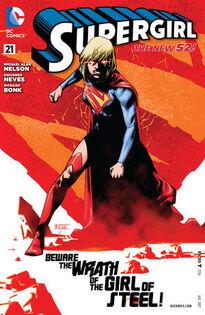 Supergirl 2011 21