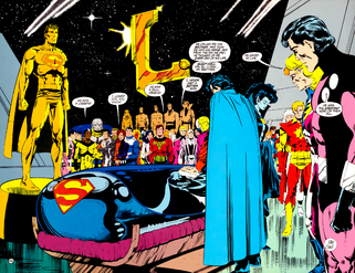 SupermanDeath-LegionofSuperHeroes37August1987