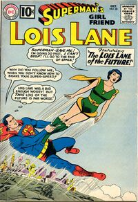 Supermans Girlfriend Lois Lane 028
