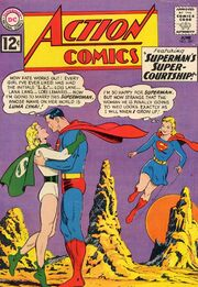 Superman's Super Courtship