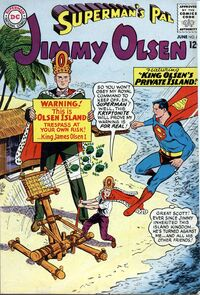 Supermans Pal Jimmy Olsen 085