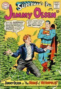 Supermans Pal Jimmy Olsen 108