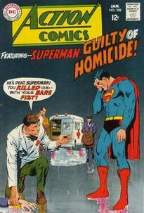 Action Comics Issue 358