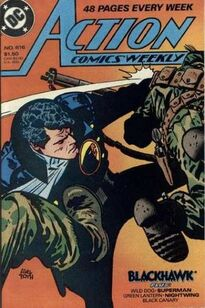 Action Comics Weekly 616