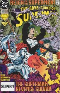 The Adventures of Superman 504