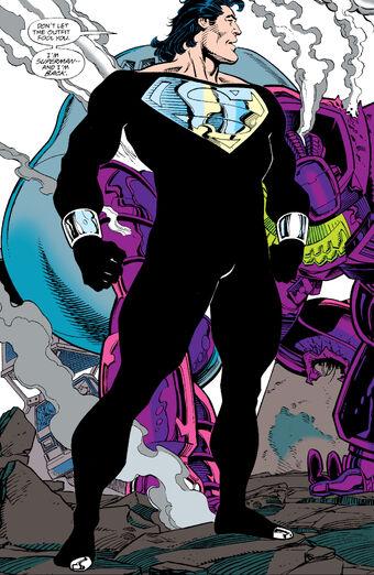 Recovery Suit | Superman Wiki | Fandom