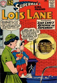 Supermans Girlfriend Lois Lane 032