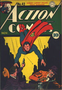 Action Comics Issue 42