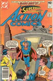 Action Comics Issue 501