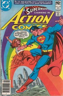 Action Comics Issue 503
