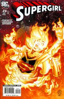 Supergirl 2005 23