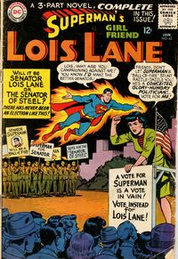 Supermans Girlfriend Lois Lane 062