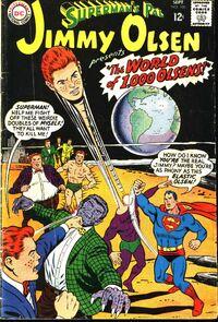 Supermans Pal Jimmy Olsen 105