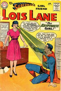 Supermans Girlfriend Lois Lane 016