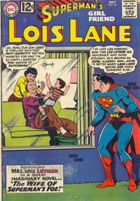 Supermans Girlfriend Lois Lane 034