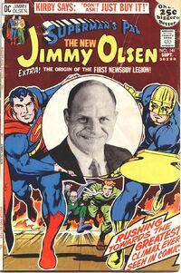 Supermans Pal Jimmy Olsen 141