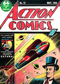 Action Comics Issue 12