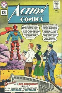 Action Comics Issue 283
