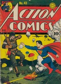 Action Comics Issue 43