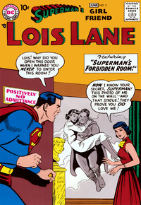 Supermans Girlfriend Lois Lane 002