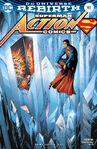 Action Comics 977 variant