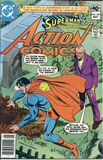 Action Comics Issue 507
