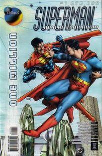 Superman Man of Tomorrow 1000000