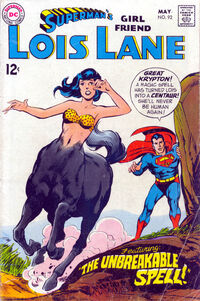 Supermans Girlfriend Lois Lane 092