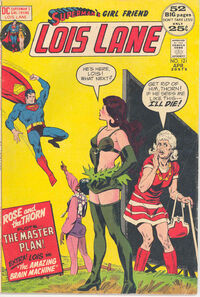 Supermans Girlfriend Lois Lane 121