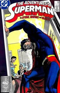 The Adventures of Superman 439