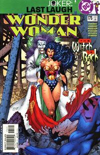 Wonder Woman v2 175