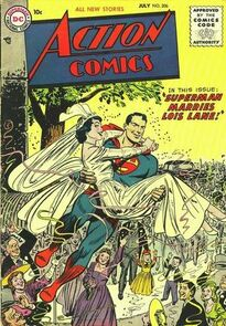 Action Comics Issue 206