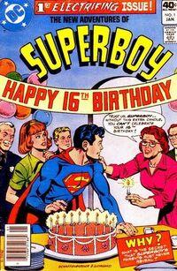 Superboy 1980 01