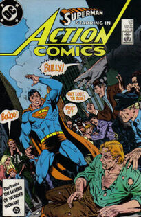 Action Comics Issue 578