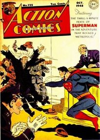 Action Comics Issue 125