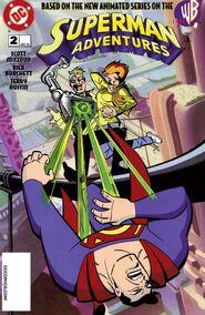 Superman Adventures 02