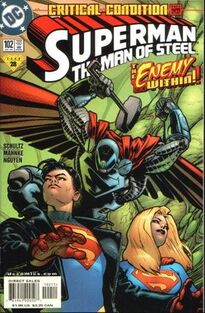 Superman Man of Steel 102