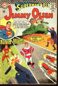 Supermans Pal Jimmy Olsen 099