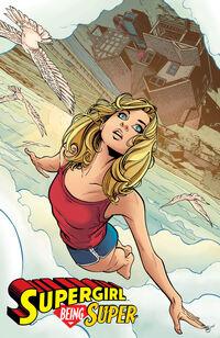 Supergirl Being Super promo
