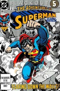 The Adventures of Superman 485