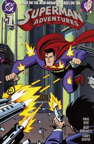 Superman Adventures 01
