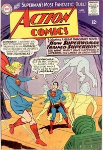 Action Comics Issue 332