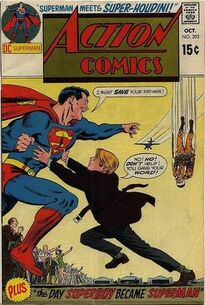 Action Comics Issue 393